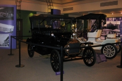 1910s exhibit Model Ts