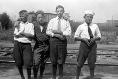 Participants in the U.S. Boys Working Reserve