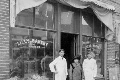 Lilly Bakery and Lind's Market