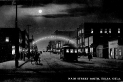 Main Street Arch, 1910