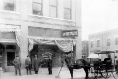 Mowbray Undertaking & Funeral Home, northwest corner of 2nd & Cincinnati, 1912