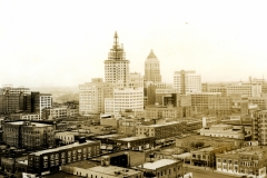 Tulsa skyline, 1927