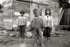 Photo taken during 1926 typhoid epidemic