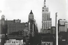 Tulsa skyline, late 1920s