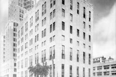 Tulsa Club Building, 5th and Cincinnati, c 1929