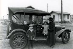 Tulsa Public Health Association vehicle