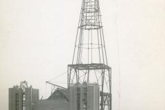 Holy Family Catholic Church Construction, 8th & Boulder, c 1913