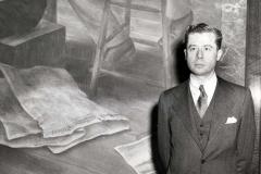 Edward Laning artist