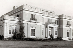 Travis Mansion, shortly after construction, 1920s