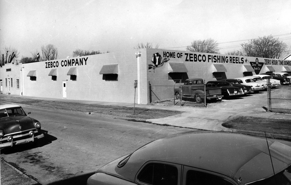 Zebco Building